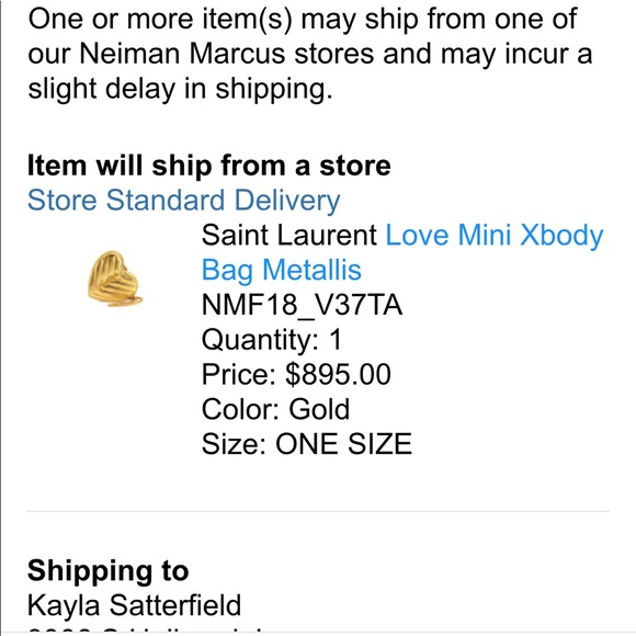 a77a95d8e Yves Saint Laurent Bags | Ysl Heart Shaped Bag | Poshmark